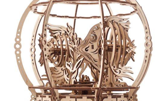 Ugears Mechanical Aquarium