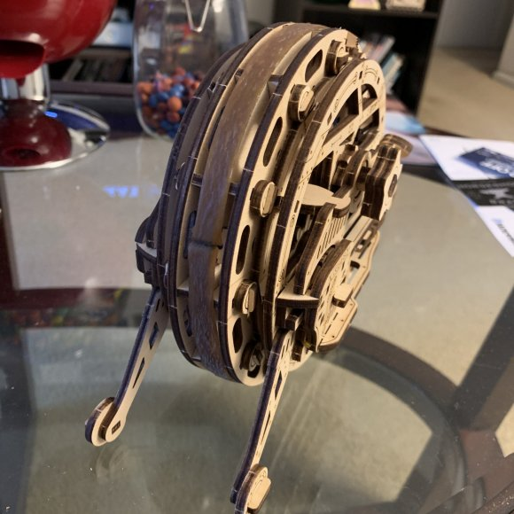 UGears Monowheel review 109981
