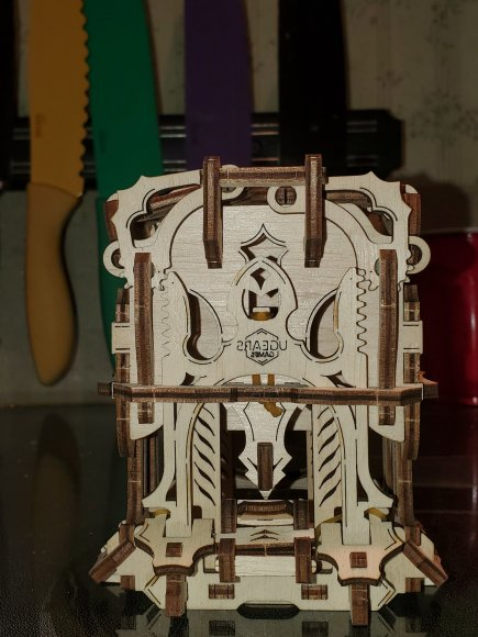 UGears Deck Box review 141035