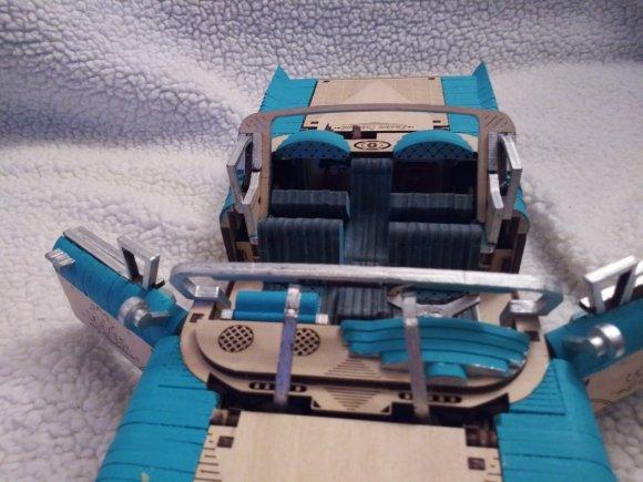 UGears Dream Cabriolet VM-05 review 146151