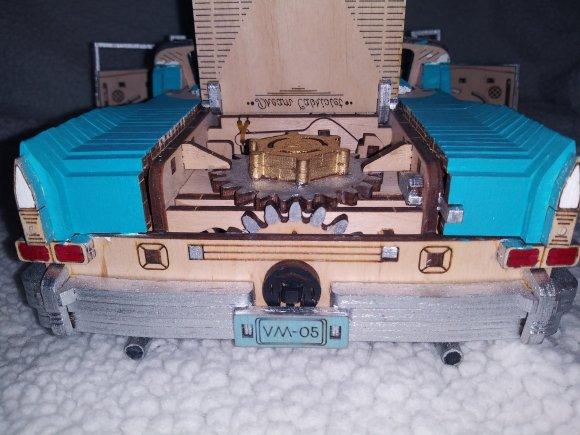 UGears Dream Cabriolet VM-05 review 146153
