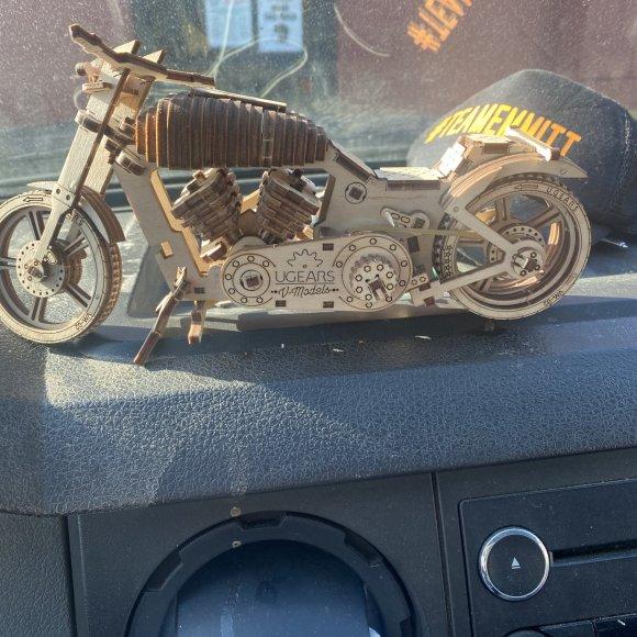 UGears Bike VM-02 review 146857