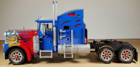 UGears Heavy Boy Truck VM-03 review 151164