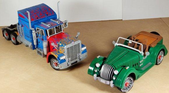 UGears Heavy Boy Truck VM-03 review 151165