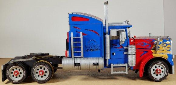 UGears Heavy Boy Truck VM-03 review 151166