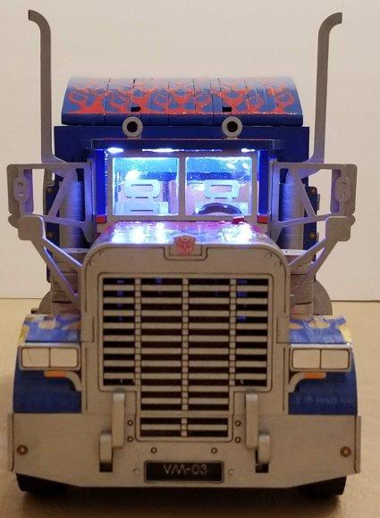 UGears Heavy Boy Truck VM-03 review 151167